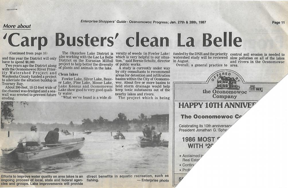 1987 Carp Busters