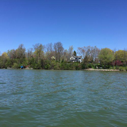 Islandale in springtime