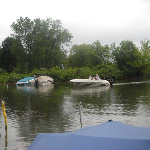 City police boat